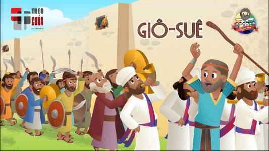 Dân Chúa Tiến Vào Đất Hứa