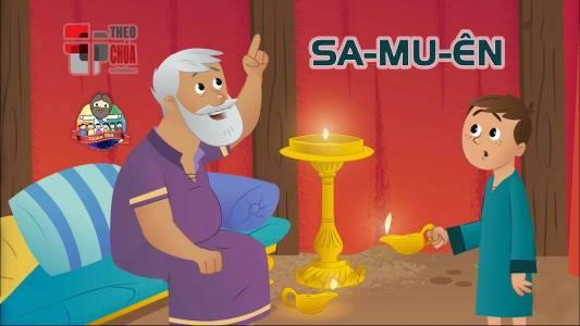 Sa-mu-el Tiếng Chúa Gọi Trong Đêm