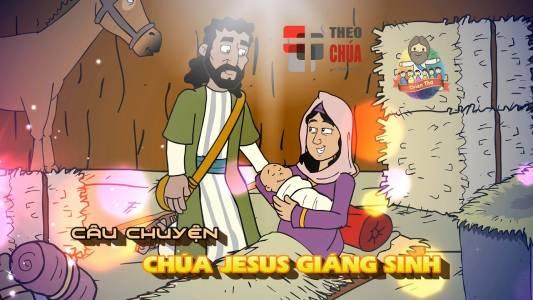 CHÚA JESUS GIÁNG SINH