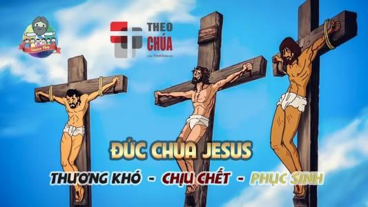 Chúa Giê-xu Chết và Phục Sinh