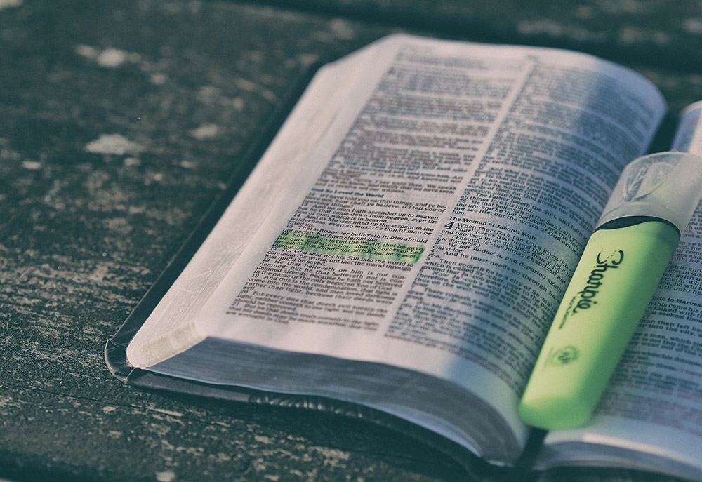 7 ways to read the Bible