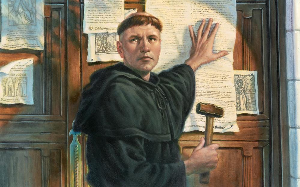95 Luận Đề Của Mục Sư Martin Luther