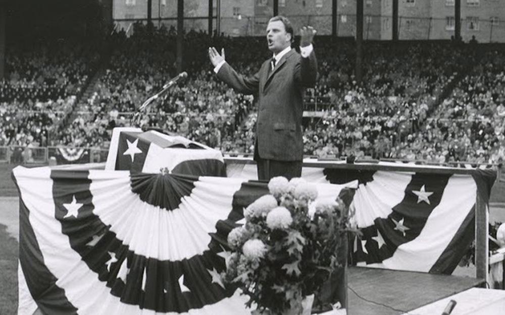 7 điều mọi Cơ đốc nhân có thể học từ Billy Graham