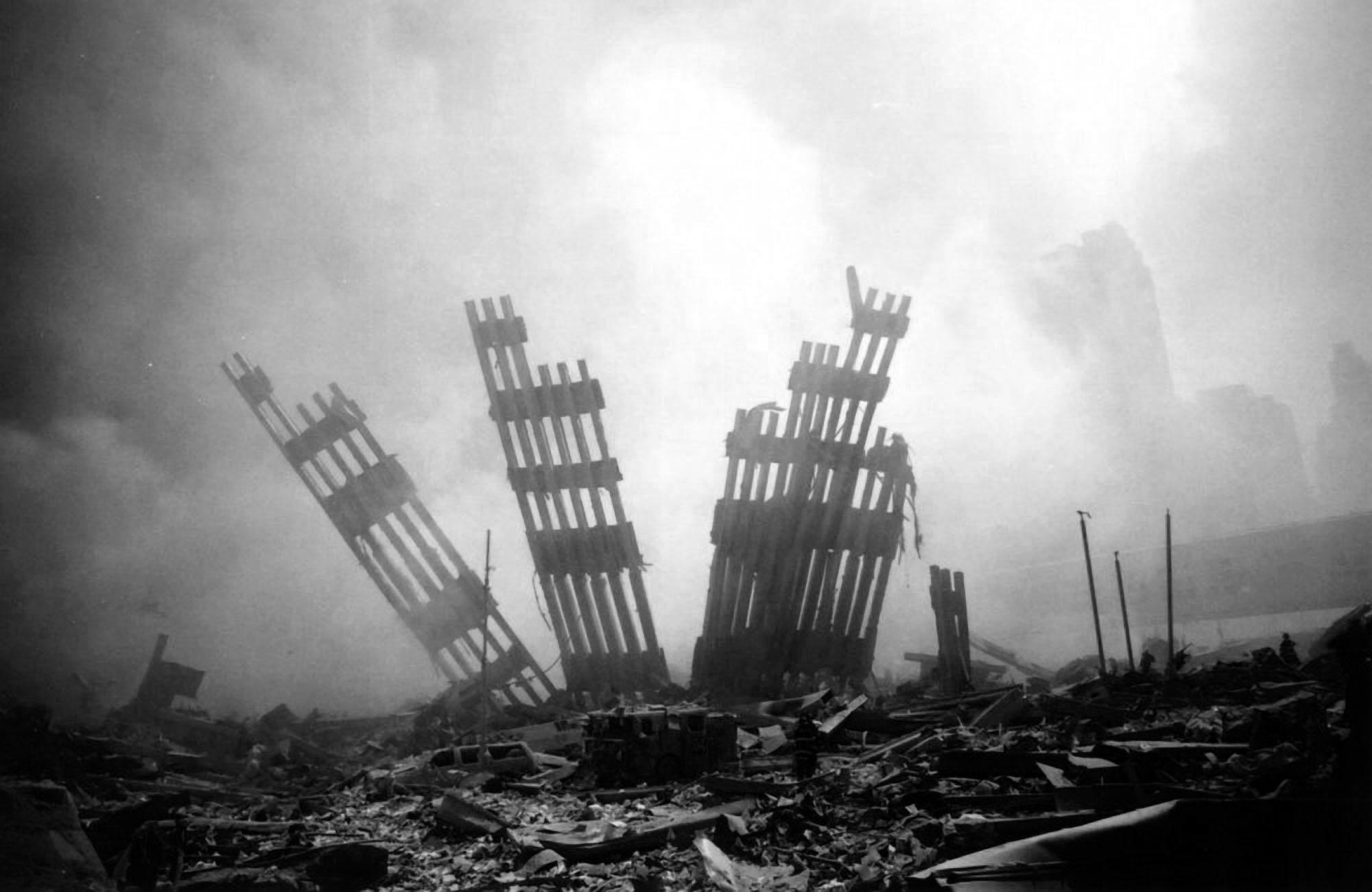 Kế hoạch kỳ diệu của Chúa dành cho một gia đình người Mỹ trong ngày 11/9