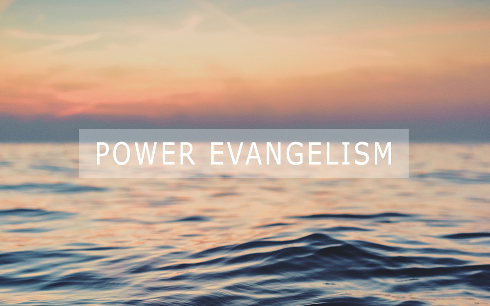 ISOM Cấp 3 - Truyền Giảng Phúc Âm Trong Quyền Năng